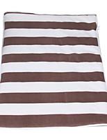 Cat Dog Bed Pet Blankets Color Block