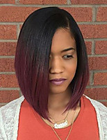 Natural Ombre BOBO Hair Synthetic Wigs For Women