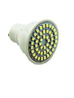 3W Точечное LED освещение 48 SMD 2835 300 lm Тёплый белый Холодный белый Декоративная DC 12 V 1 шт. GU10