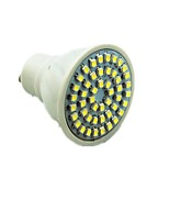 3W Spot LED 48 SMD 2835 300 lm Blanc Chaud Blanc Froid Décorative DC 12 V 1 pièce GU10