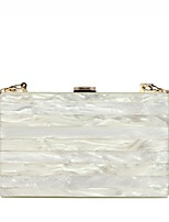 Women Bags All Seasons PU Evening Bag with for Wedding Event/Party Casual Formal Outdoor Cream