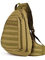 3 L Sling Bag Camping / Hiking Outdoor Moistureproof/Moisture Permeability Outdoor Nylon