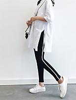 Femme Mosaïque Dentelle consue Legging