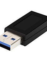 USB 3.1 Tipo C Adaptador, USB 3.1 Tipo C to USB 3.0 Adaptador Macho - Hembra 0,25 m (0.8Ft)
