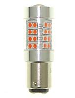 Sencart 1pcs 1157 ba15d p21 / 5w лампочка светодиодный фонарик для лампы поворота автомобиля (белый / красный / синий / теплый белый) (dc
