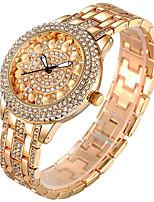 Mujer Reloj de Moda Reloj Pulsera Reloj creativo único Reloj Casual Simulado Diamante Reloj Reloj de Cristal Pavé Chino Cuarzo La