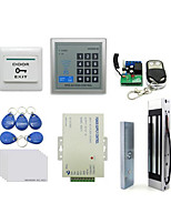 AD2000-M Company Installed Credit Card Access Control Card System Password Access Control System ID Card 125KHZ