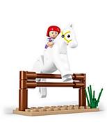 Costruzioni per il regalo Costruzioni Cavallo Plastica 6 anni e sopra Giocattoli