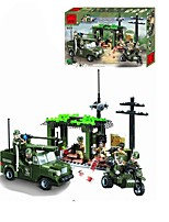 Building Blocks For Gift  Building Blocks Car Plastics All Ages 14 Years & Up ToysPCS 285