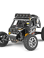 WLtoys 18428 RC Cars 1:18 Scale MODE2 2.4G 4WD RC Off-road Car Crawler with Four-wheel Independent Suspension System