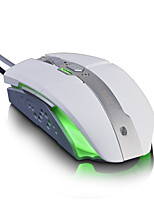 Ajazz-aj330 firstblood 3500 dpi 6 boutons led optique usb wired gaming mouse avagoa3050