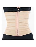 BONAS Solid Color Hot Body Shaper Slimming Women Corset Waist Trainer Cinchers Belt Spandex Corrective Underwear Slim Shapewear