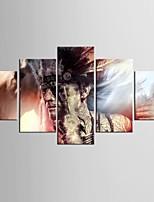 Impression sur Toile Cinq Panneaux Toile Toute forme Imprimé Décoration murale For Décoration d'intérieur