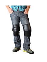 QINXIANG 9014 Motorcycle Knee Pads Warm Protective Gear Men And Women Winter Electric Car Knee Pads  Leggings Cycling Windbreak