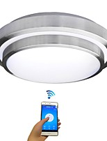Jiawen LED Wifi Wireless ceiling lights 15W  Indoor Smart lighting with App Remote Control AC 85-265V