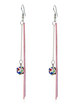 Women's Earrings Set Basic Hypoallergenic Simple Style Rhinestone Alloy Jewelry For Gift Daily Evening Party Date Club