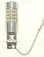 Sencart 1шт h3 pk22s для автомобильной лампы фар головного света автомобильного освещения головной лампы туман (белый / красный / синий /