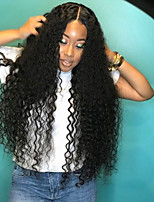 Cheap 250% Density 360 Lace Frontal Human Hair Lace Wigs with Baby Hair 100% Peruvian Virgin Human Hair Natural Hairline 8''-22'' 360 Lace Wigs