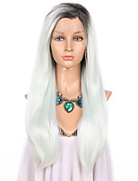 Synthetic Lace Front Wig Straight Hair C001 Color Synthetic Wigs Straight Hair Wig