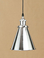Pendant Lights Chrome Traditional/Classic / Vintage / Retro Dining Room / Study Room/Office / Hallway Metal