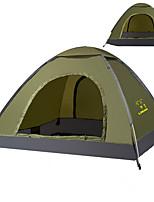 LINGNIU® 2 человека Световой тент Один экземляр Палатка Автоматический тент Сохраняет тепло Водонепроницаемый Защита от солнечных лучей
