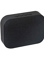 T3 Fabric Art Bluetooth Speakers Outdoor 3W Portable Mini Audio Music Subwoofer Support TF card/FM/U Disk With MIC