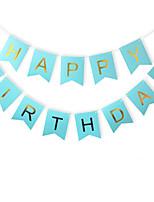 Papel de Cartão Decorações do casamento-1 Peça Aniversário Recém-Nascido Festa de aniversário