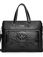Men PU Casual Office & Career Bag Sets