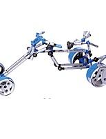Набор для творчества Дисплей Модель Конструкторы Обучающая игрушка Для получения подарка Конструкторы Автомобиль МотоспортПластик Ацетат