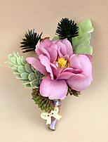 Ramos de Flores para Boda Ojales Boda Ocasiones especiales Aprox.7cm