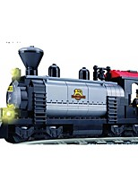 Building Blocks For Gift  Building Blocks Train Plastics All Ages 14 Years & Up Toys