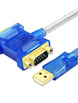 USB 2.0 Câble, USB 2.0 to RS232 Câble Male - Male 1.2m (4ft)
