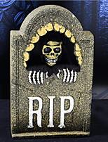 Хэллоуин поставок бар преследует дом ужас сцена макет симуляция надгробие трехмерный пузырь звук реквизит