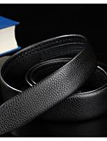 Men's Acrylic Waist Belt,Casual