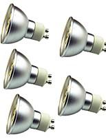 3W Spot LED 30 SMD 5050 280 lm Blanc Chaud Blanc Froid Décorative AC 12 V 5 pièces GU10