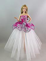 Corte Princesa por Muñeca Barbie  por Chica de muñeca de juguete