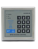 AD-2000M 125KHz RFID Door Access Control with Digital Keypad / Multiple Opening Mode