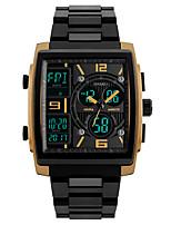 SKMEI Homens Relógio Esportivo Relógio Elegante Relógio de Moda Relógio de Pulso Relogio digital Japanês Digital LED Calendário