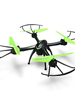 Drone JJRC H98WH Green 4CH 6 Axis With 0.3MP HD Camera FPV One Key To Auto-Return Headless Mode 360Rolling Access Real-Time Footage Hover