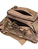 2 L Hüfttaschen Camping & Wandern Draußen Feuchtigkeitsundurchlässig Outdoor Nylon