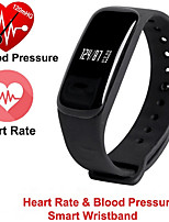 Women's Men's M8  Blood Pressure Heart Rate Smart Band Call/SMS Reminder Bluetooth Camera for ios Android Waterproof IP67 Smart Bracelet