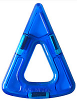 Building Blocks For Gift  Building Blocks Triangle Plastics Iron 6 Years Old and Above Toys Rondom Color