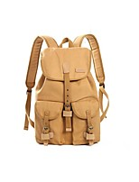 CADEN F15 Canvas Casual SLR Camera Bag Photography Shoulder Bag Outdoor Shoulder Photography Bag SLR Camera Backpack