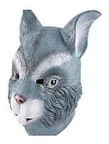 Маски на Хэллоуин Животная маска Rabbit Тема ужаса Универсальные