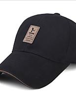 Men's Oxford cloth Baseball Cap,Casual Solid Spring Fall