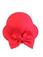 Women's Fashion Big Bowknot  Hat & Hats