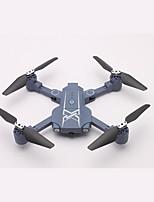 Drone HC629 4 canaux Avec l'appareil photo 0.3MP HD Retour Automatique Mode Sans Tête Avec CaméraQuadri rotor RC Télécommande Caméra