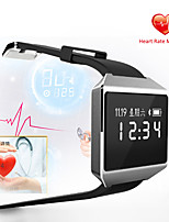 Women's Men's Bluetooth Waterproof Blood Oxygen Pressure Monitor Sports Smart Wristband Pedometer Men Smart Bracelet