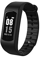 Bracciale smart Resistente all'acqua Long Standby Calorie bruciate Contapassi Sportivo Monitoraggio frequenza cardiaca Touch Screen