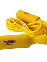 縄跳び/縄跳び エクササイズ&フィットネス 耐久性 跳躍 体重を減らす プラスチック-